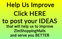 ZimShoppingMalls Business Directory Ideas Improvements
